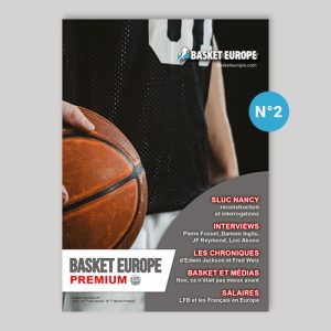 Magazine n°2, Basket Europe Premium